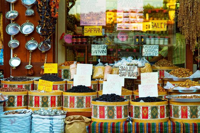 Safran Market
