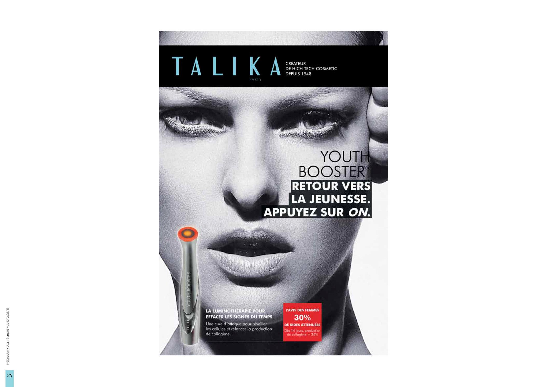 """<font color=""""#aaa7a6"""">Talika : plateforme créative (20/21).</font>"""