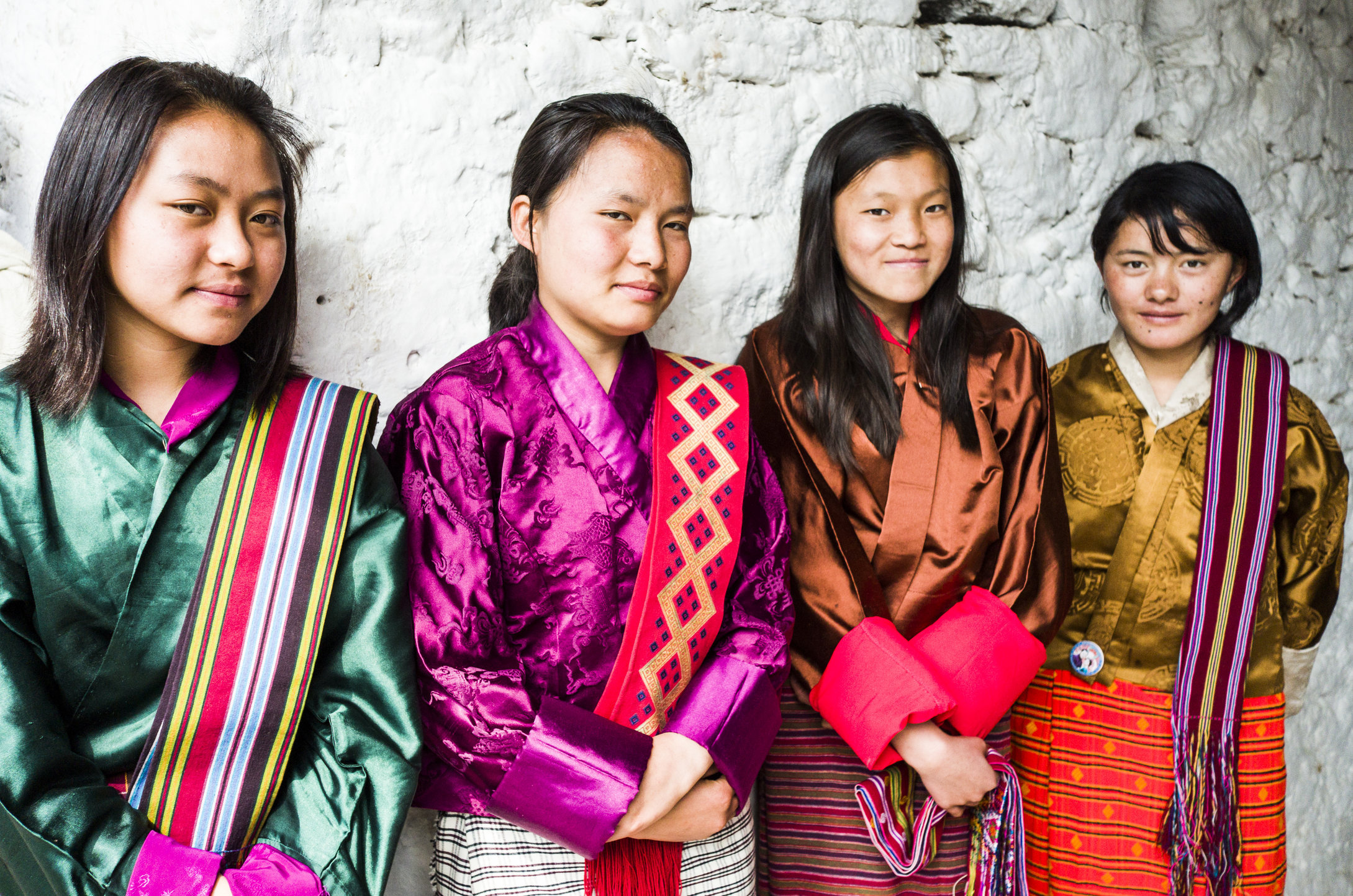 Trongsa, Bhutan. 2015.