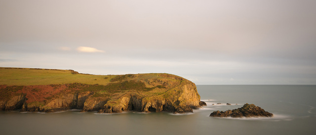 Stradbally Cove, Co. Waterford
