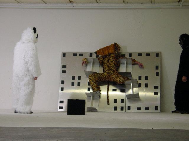 NICOLAS FLOC'H/STRUCTURE MULTIFONCTIONS/Fondation Vasarely