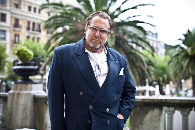 julian schnabel, artist and director