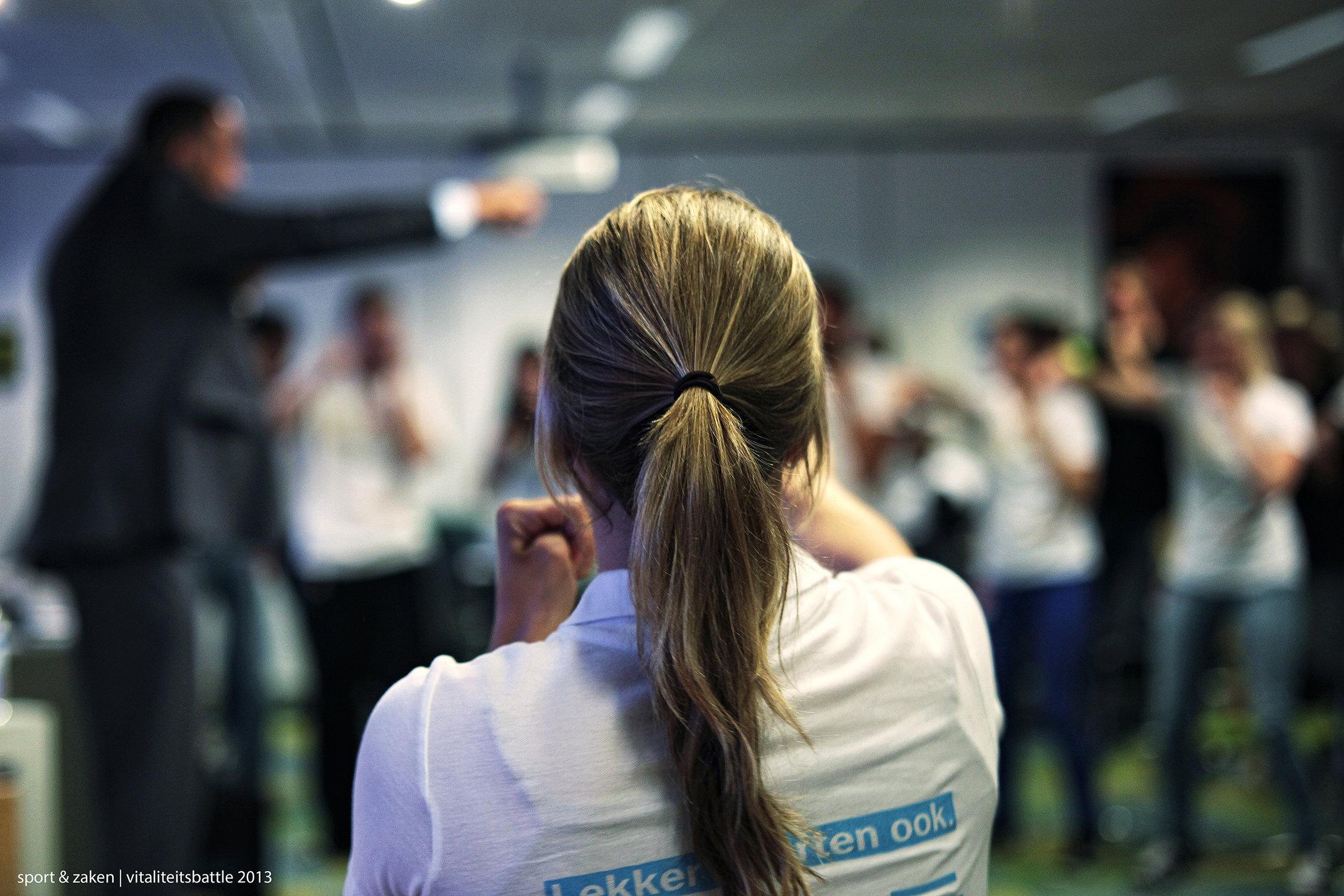 Sport & Zaken tijdens Vitality Games