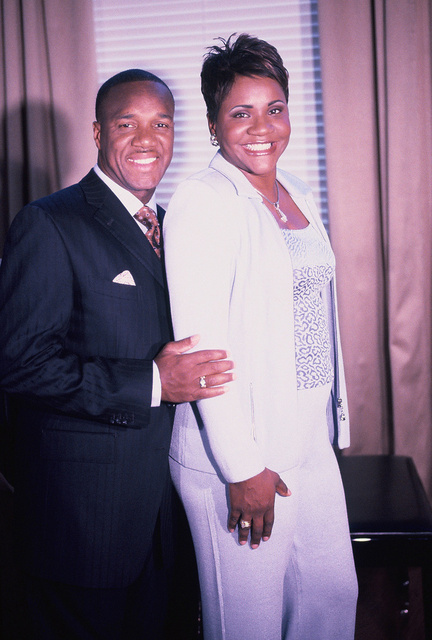 COUPLE-  DR. HERBERT BAILEY and WIFE DR. MARCIA BAILEY of Right Direction.