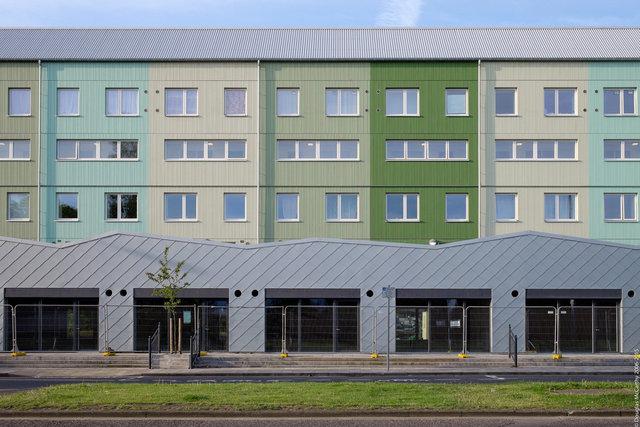 Parkview Hub, Yarnton Way, Thamesmead
