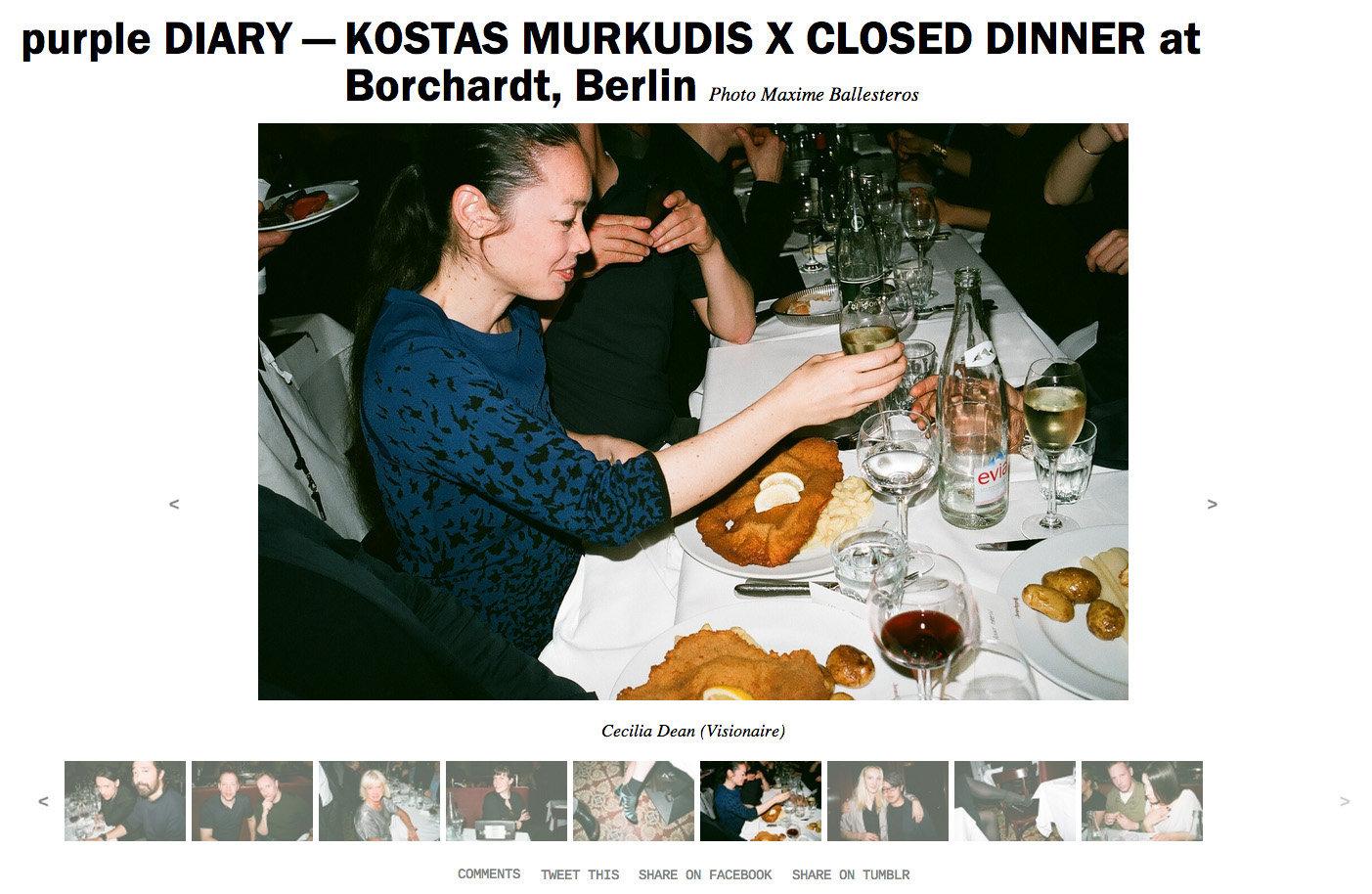 purple DIARY   KOSTAS MURKUDIS X CLOSED DINNER at Borchardt  Berlin.jpg