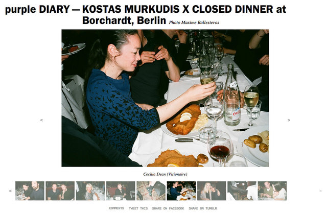 purple DIARY   KOSTAS MURKUDIS X CLOSED DINNER at Borchardt  Berlin.jpg