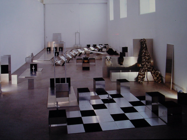 NICOLAS FLOC'H/STRUCTURE MULTIFONCTIONS/RACHID OURAMDANE, CHRISTIAN RIZZO, 2001