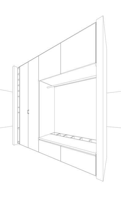 Zwillingshaus | Privatkunde Entwurf