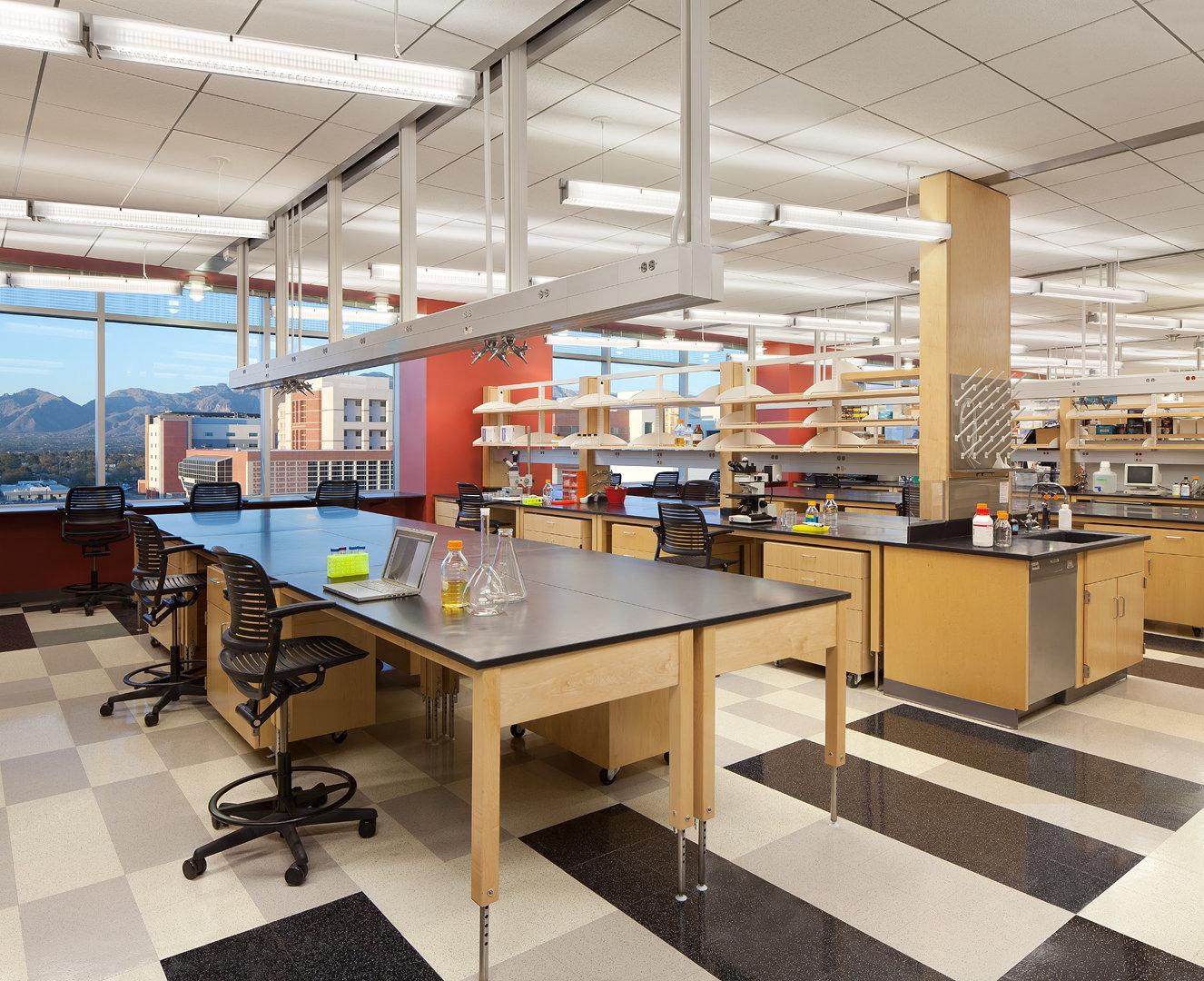 University of Arizona | Science Lab