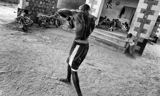 South Sudan Kickboxing club