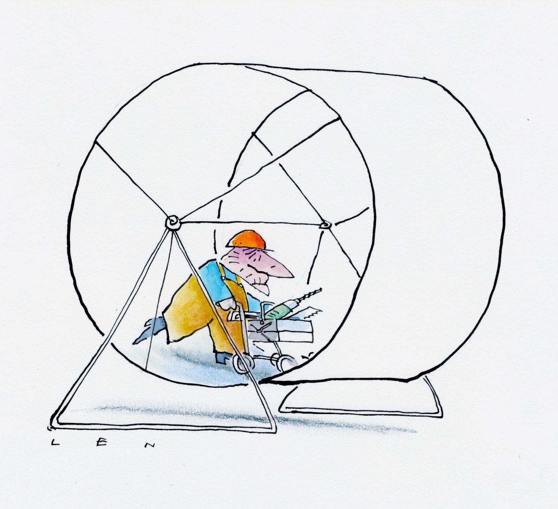 zelfstandigen bouw