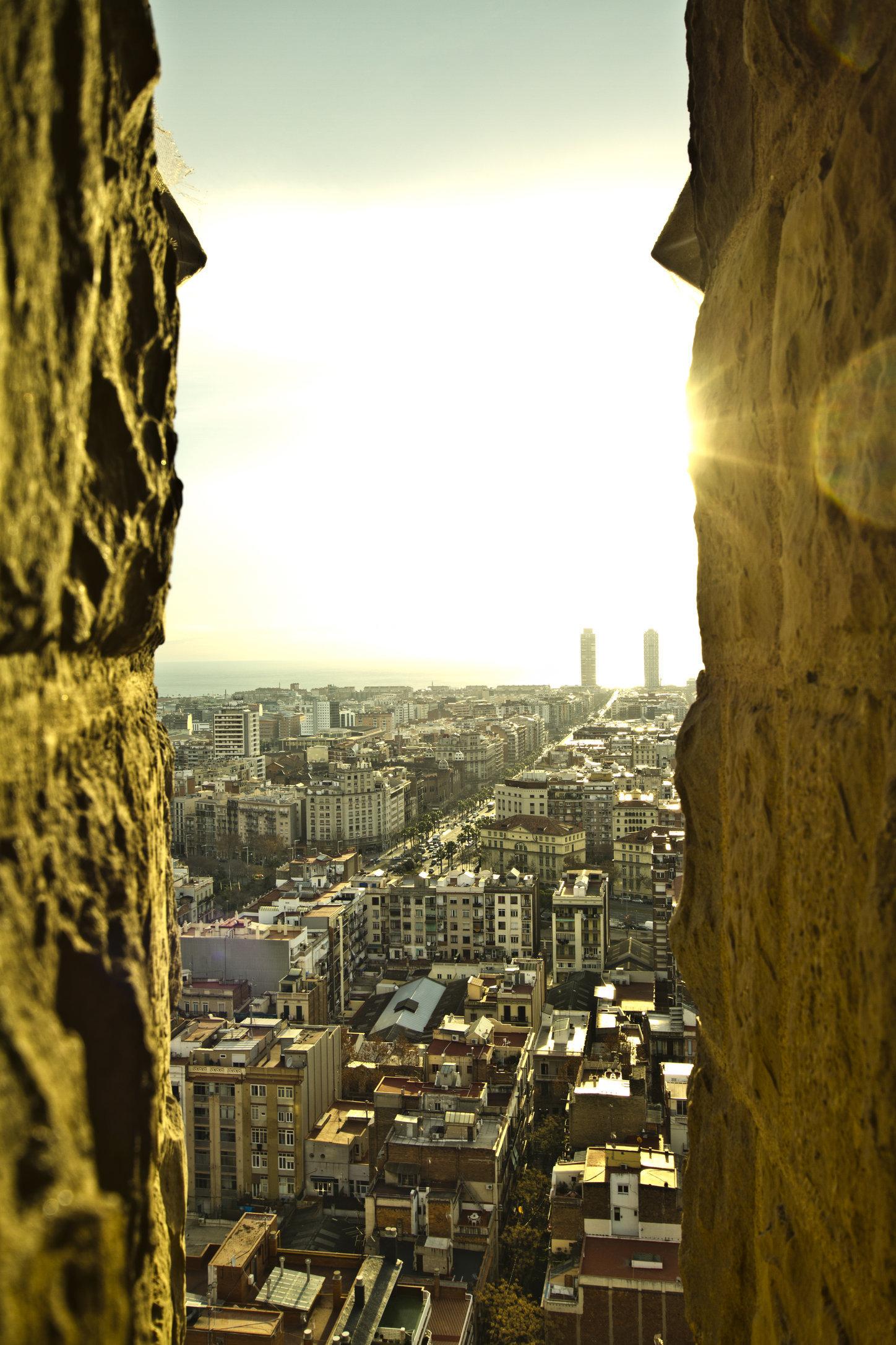 Barcelona, Spain. 2010.