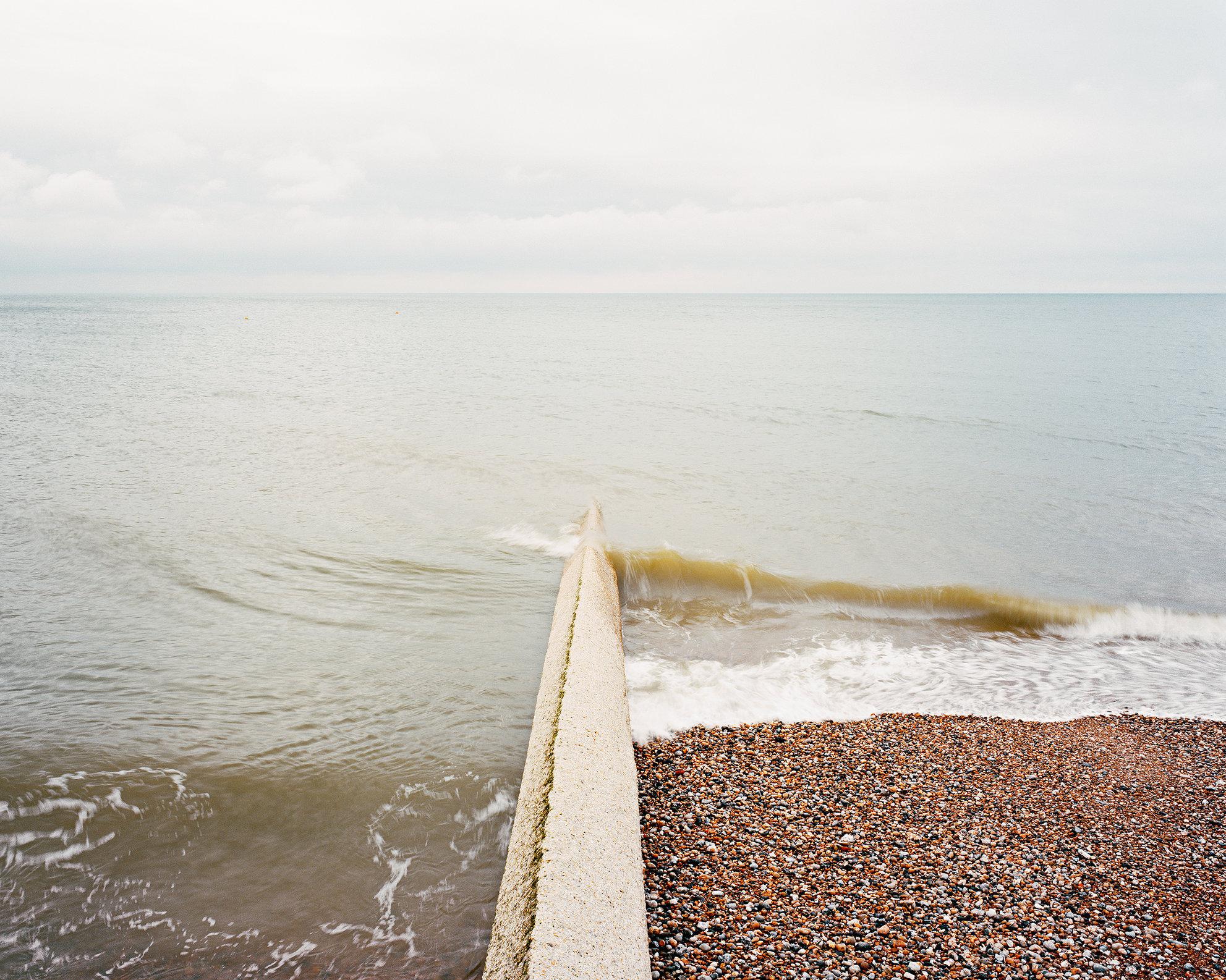 Groyne and Shingle Beach, Hove