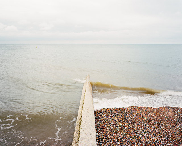 Groyne and Shingle Beach, Hove