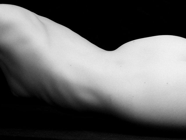 Nude Lines #6. New York, 2013.