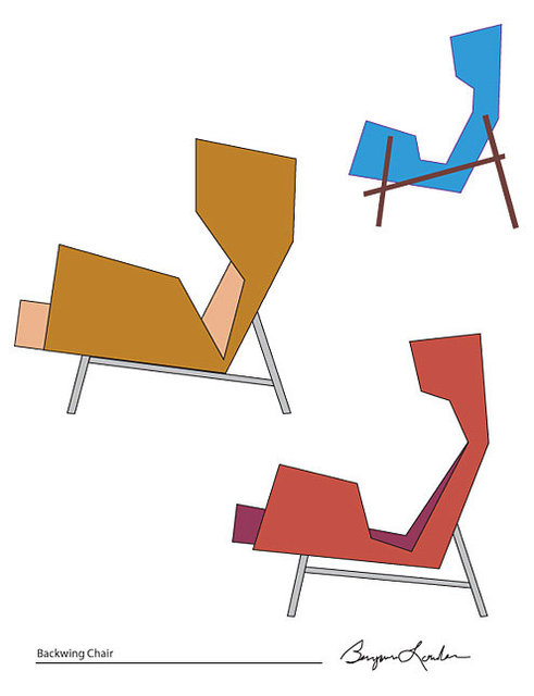 Original chair designs
