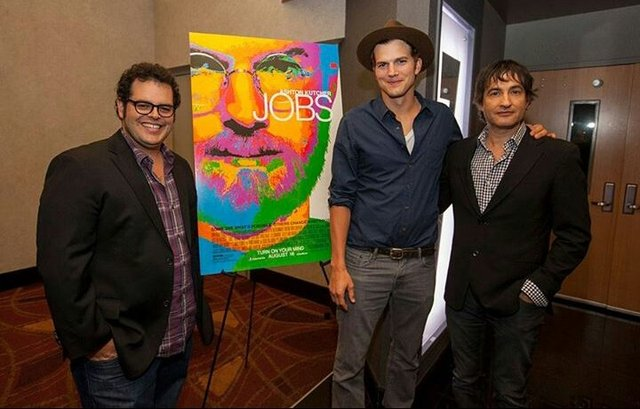 Chicago Press Day for JOBS The Film