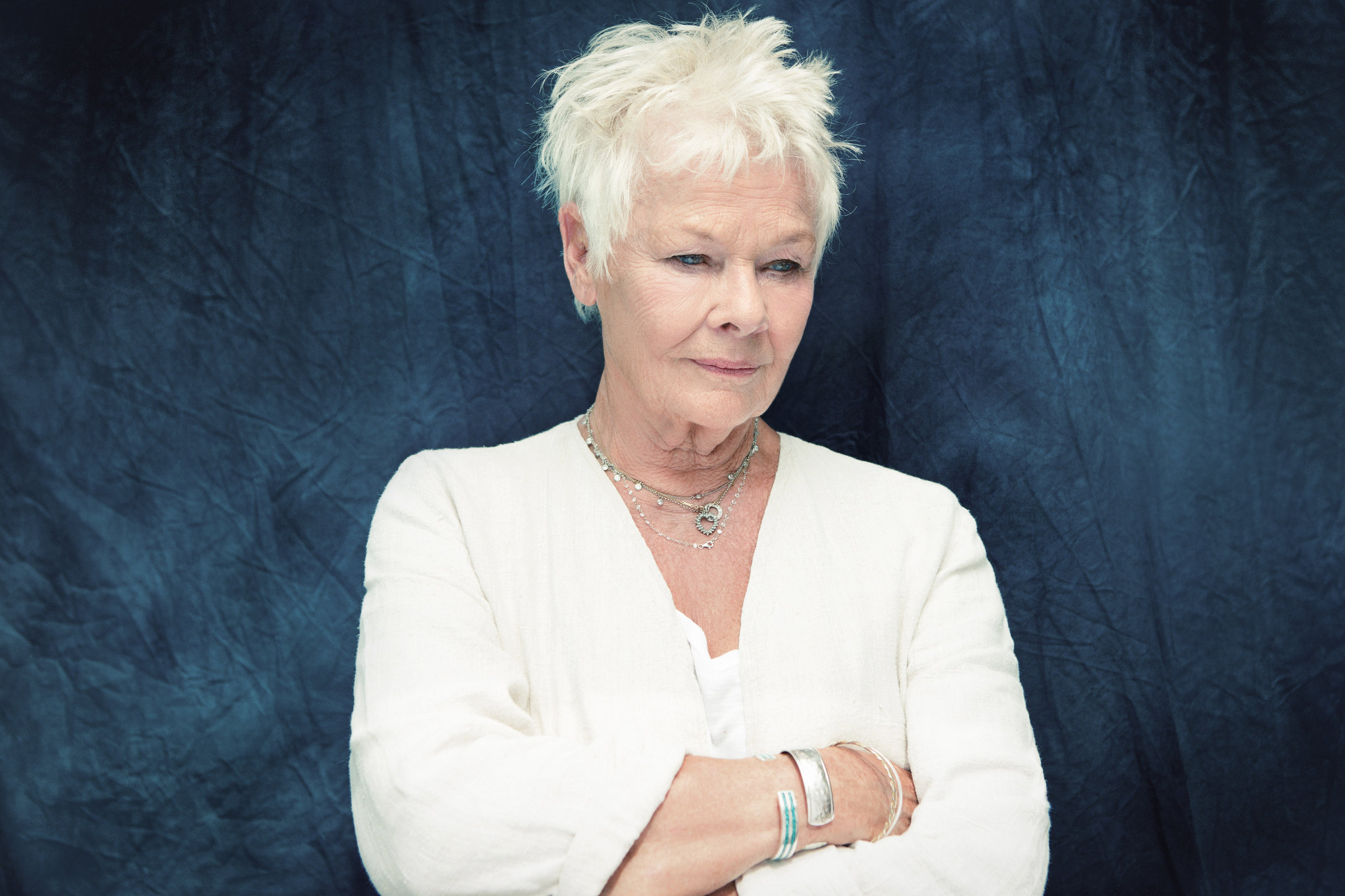 judi dench, actress