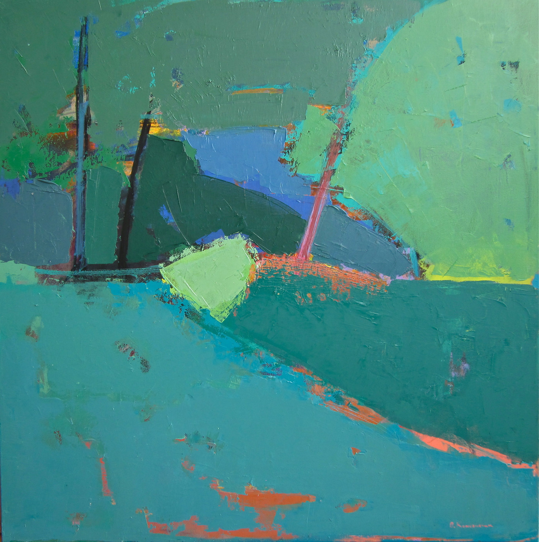 'Composition. Garden'