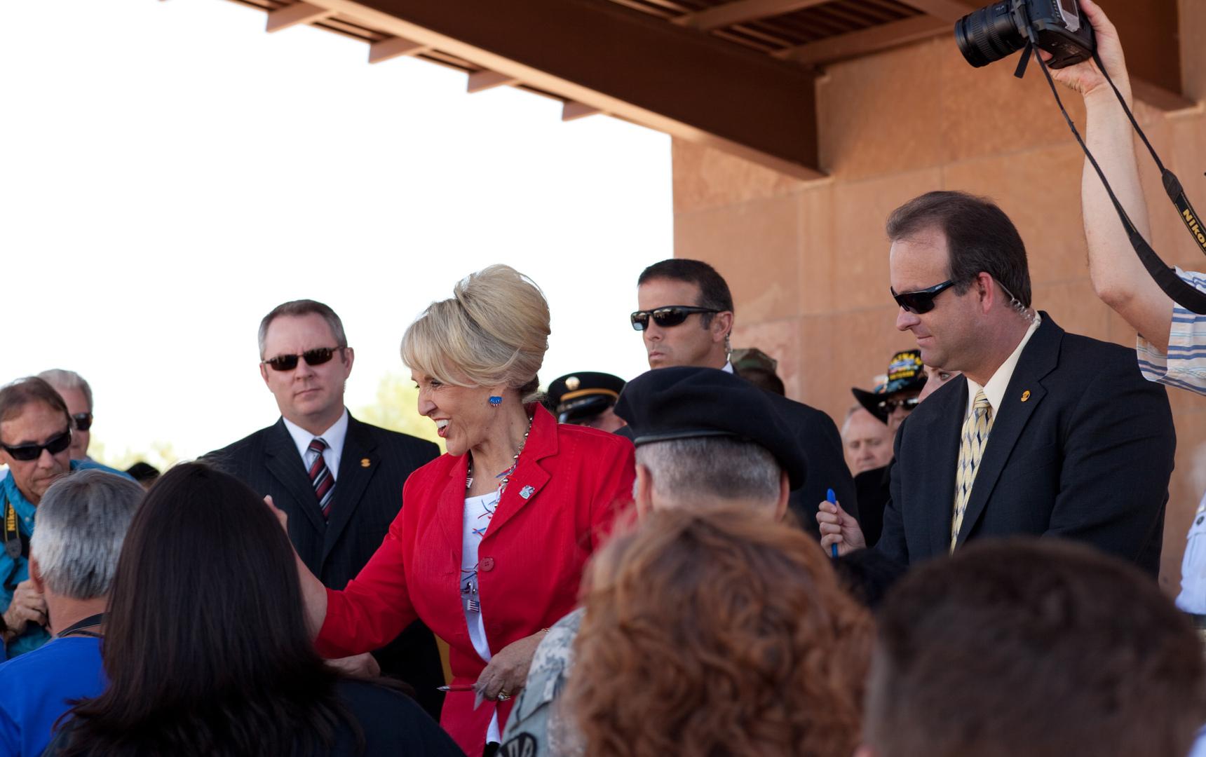 Jan Brewer, Governor of Arizona