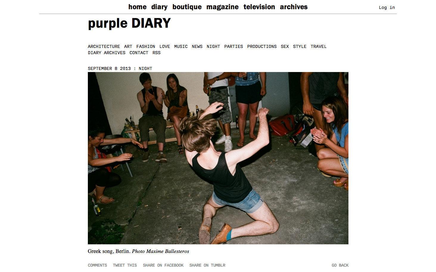 purple DIARY   Greek song  Berlin. Photo Maxime.jpg