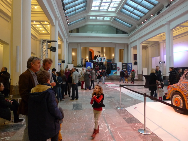 Entry Hall BOZAR