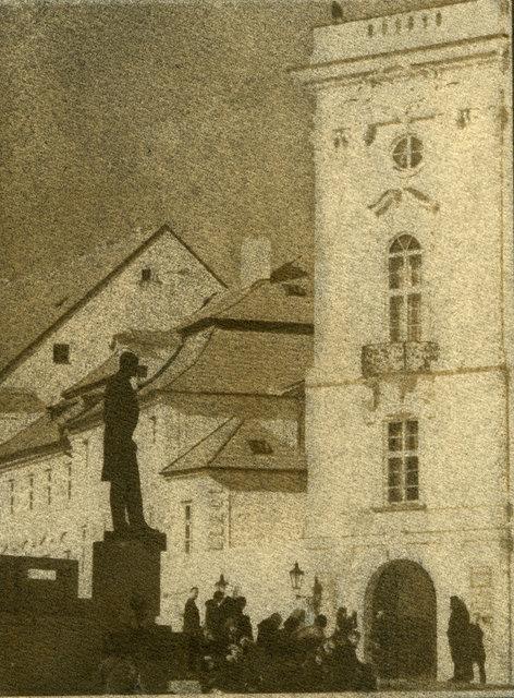 Praha, Masaryk