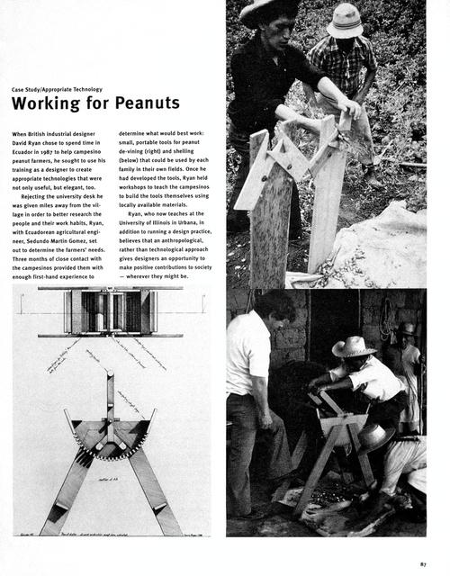 Peanut Project - Ecuador.