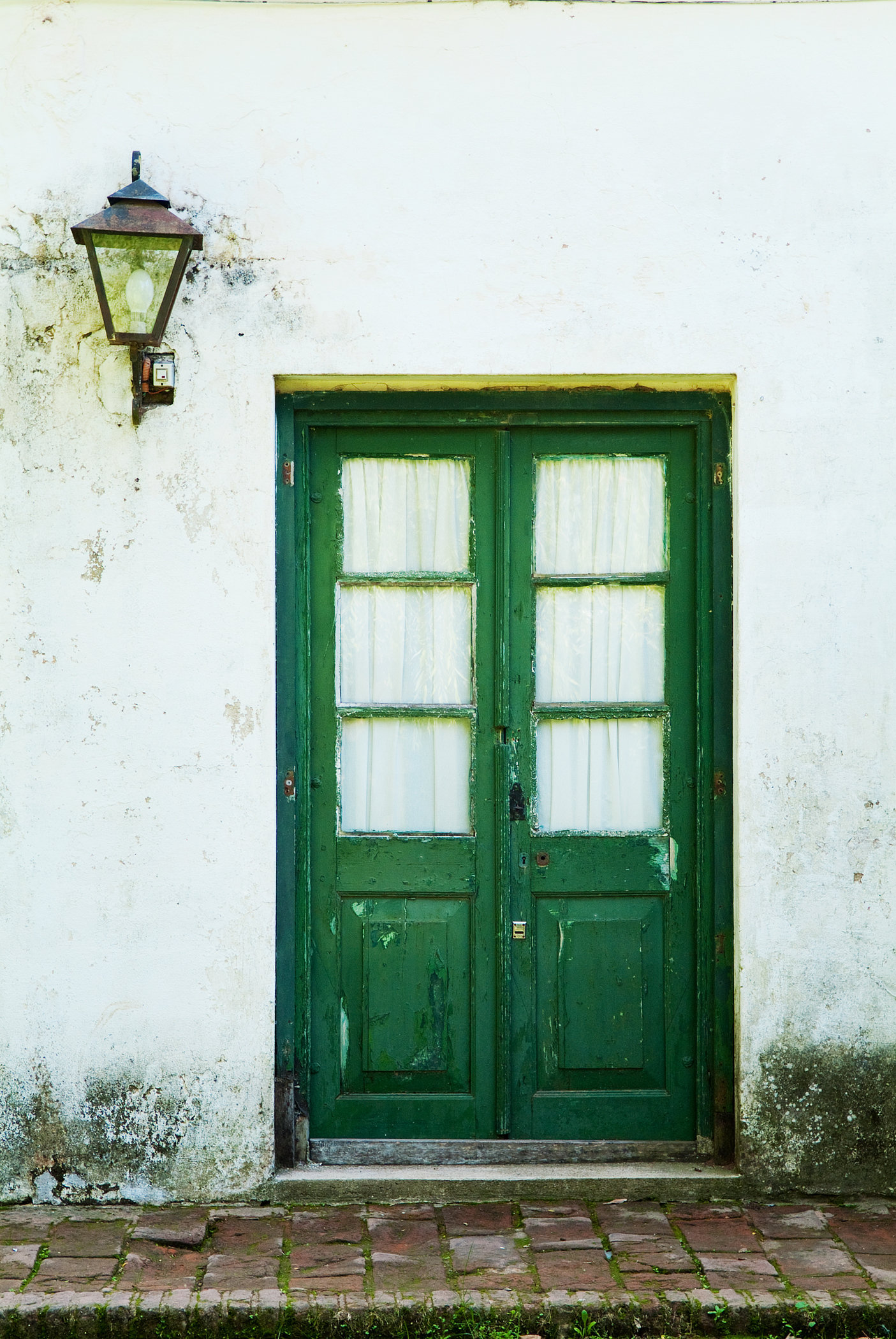 The Emerald Door