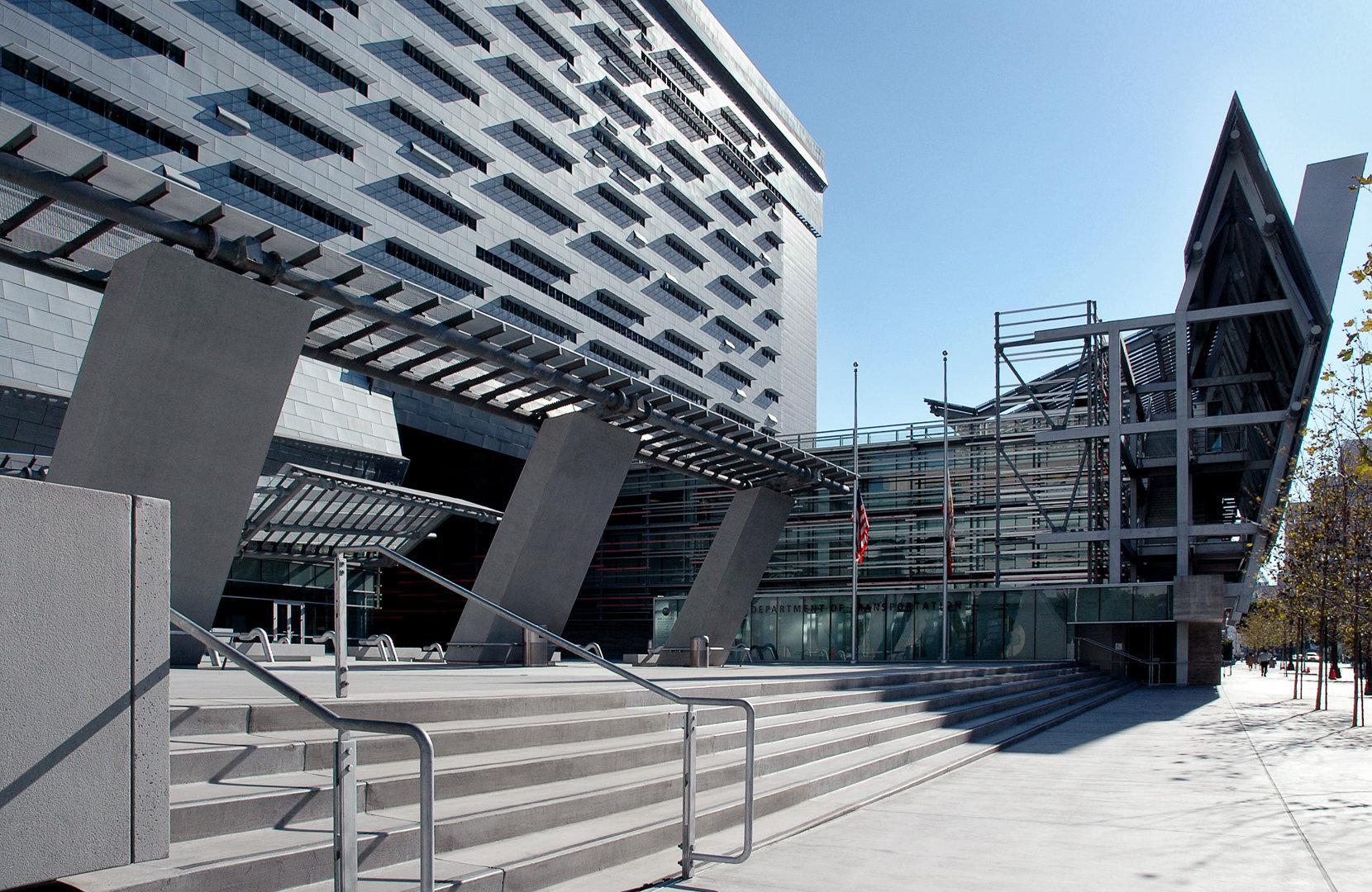 SW Walking Entrance