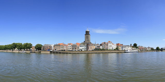 deventer -panorama