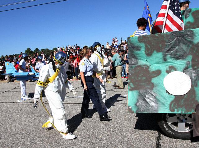 High School Parade - Wilson NC