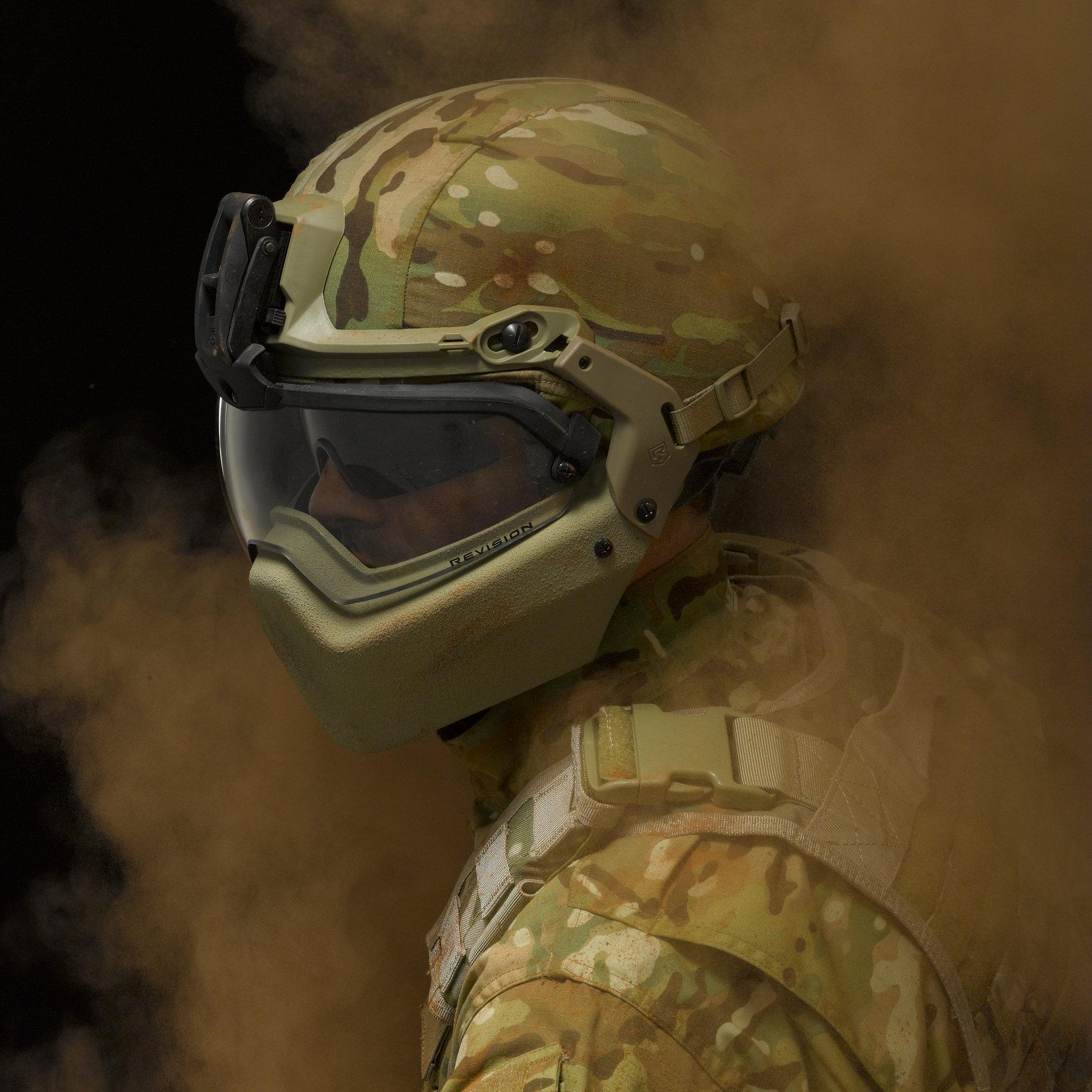 Revision Military: Website portrait