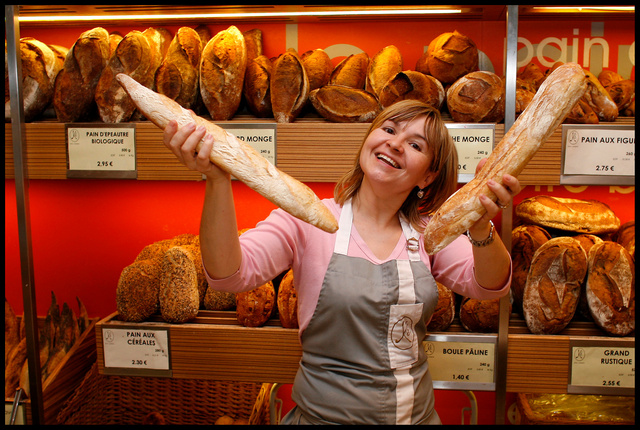 Eric Kayser bakery