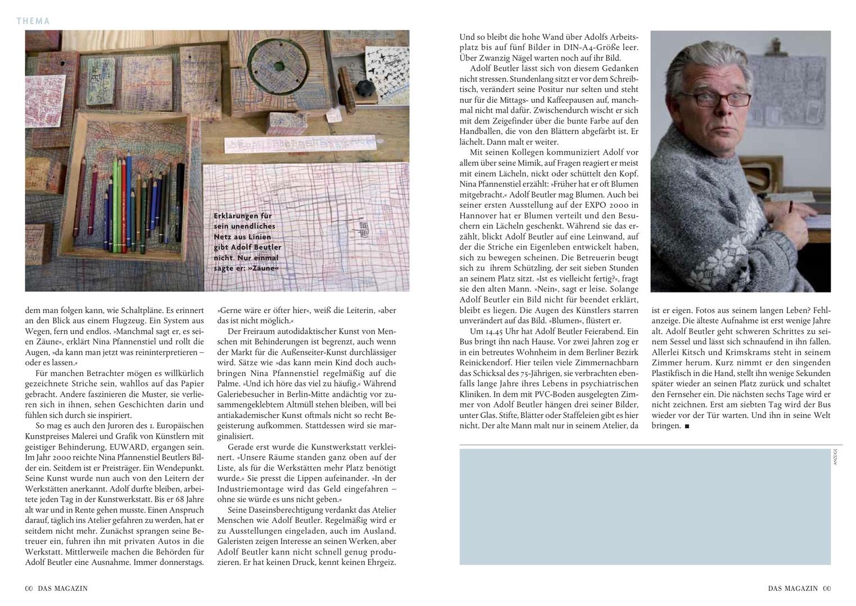 Das Magazin Februar 2011