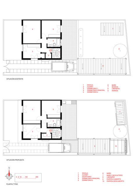 GM_19_plantas 2° piso - sit. exist. - sit. prop..jpg