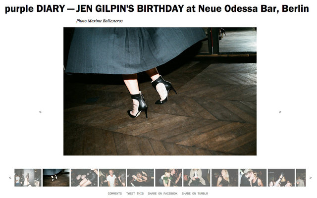 purple DIARY   JEN GILPIN S BIRTHDAY at Neue Odessa Bar  Berlin.jpg