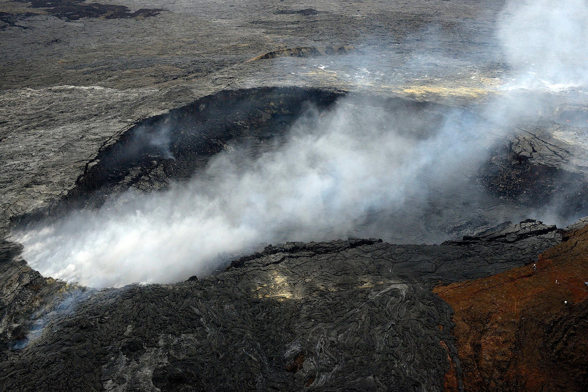 Volcano, Big Island