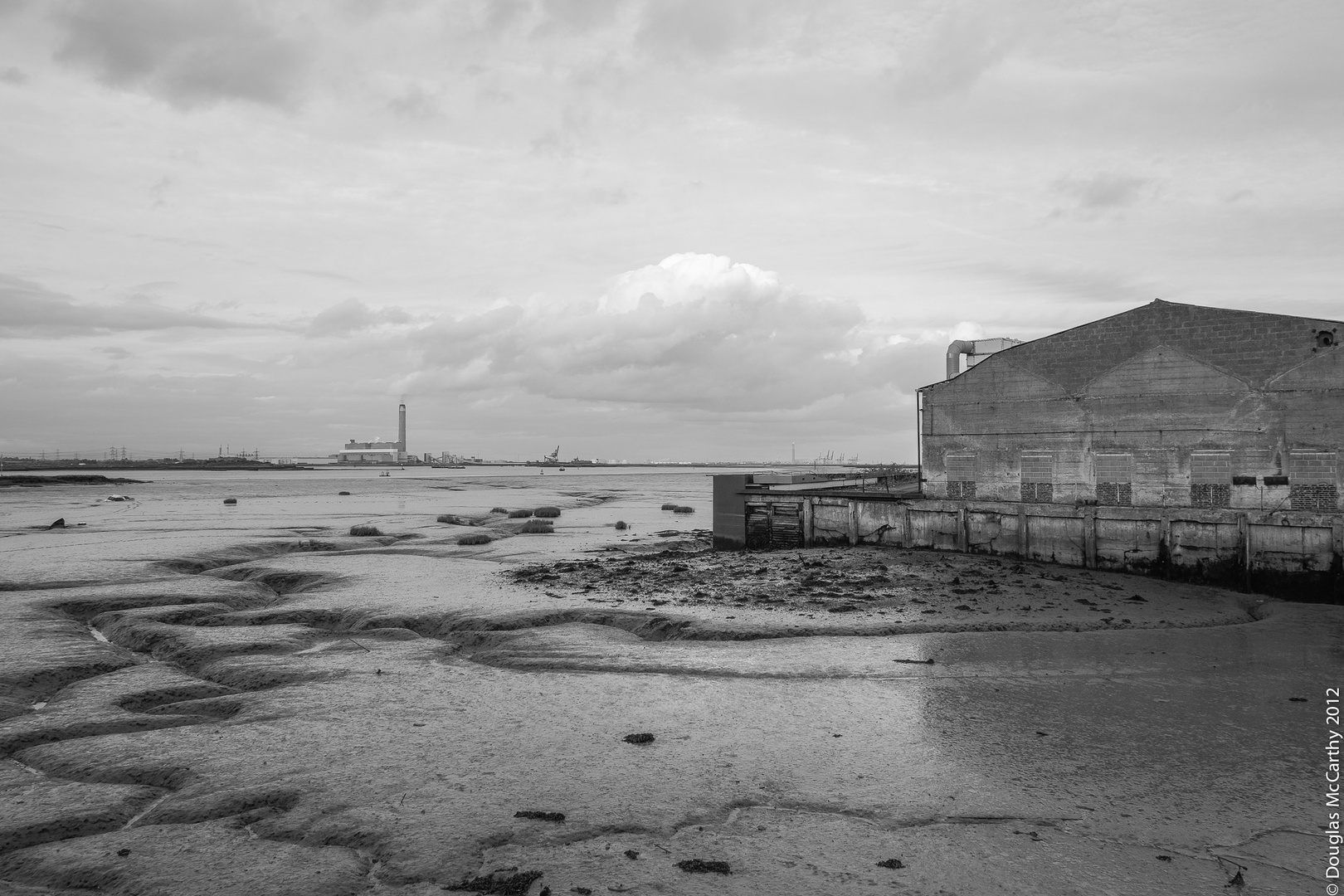 Wharf at Owens Way, Gillingham Marsh