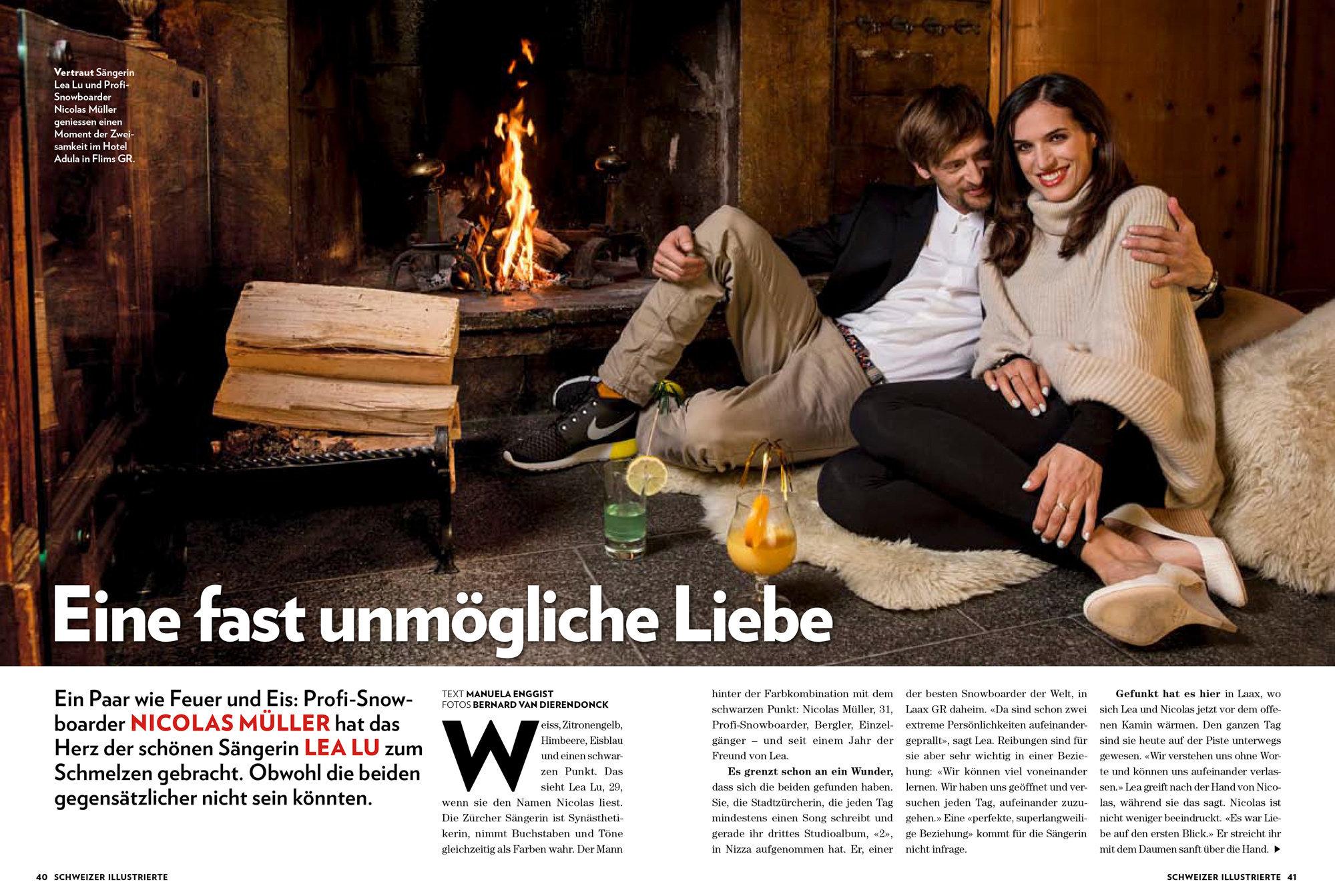 Schweizer Illustrierte 14/2014