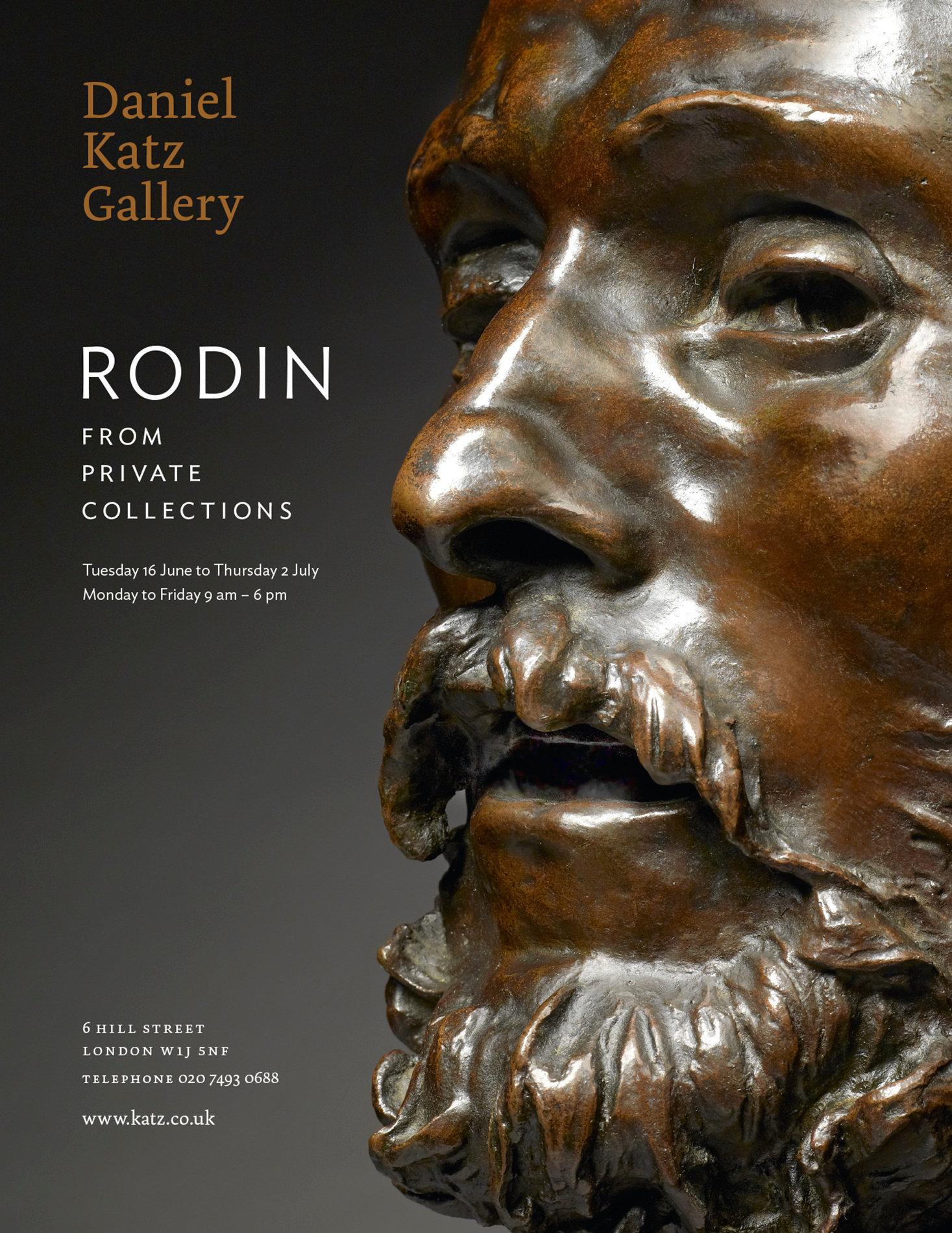 Daniel Katz Gallery - Rodin