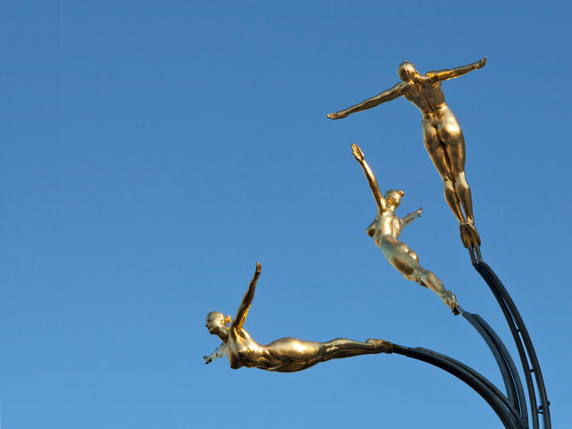 Golden Divers, Coventry St, London W1