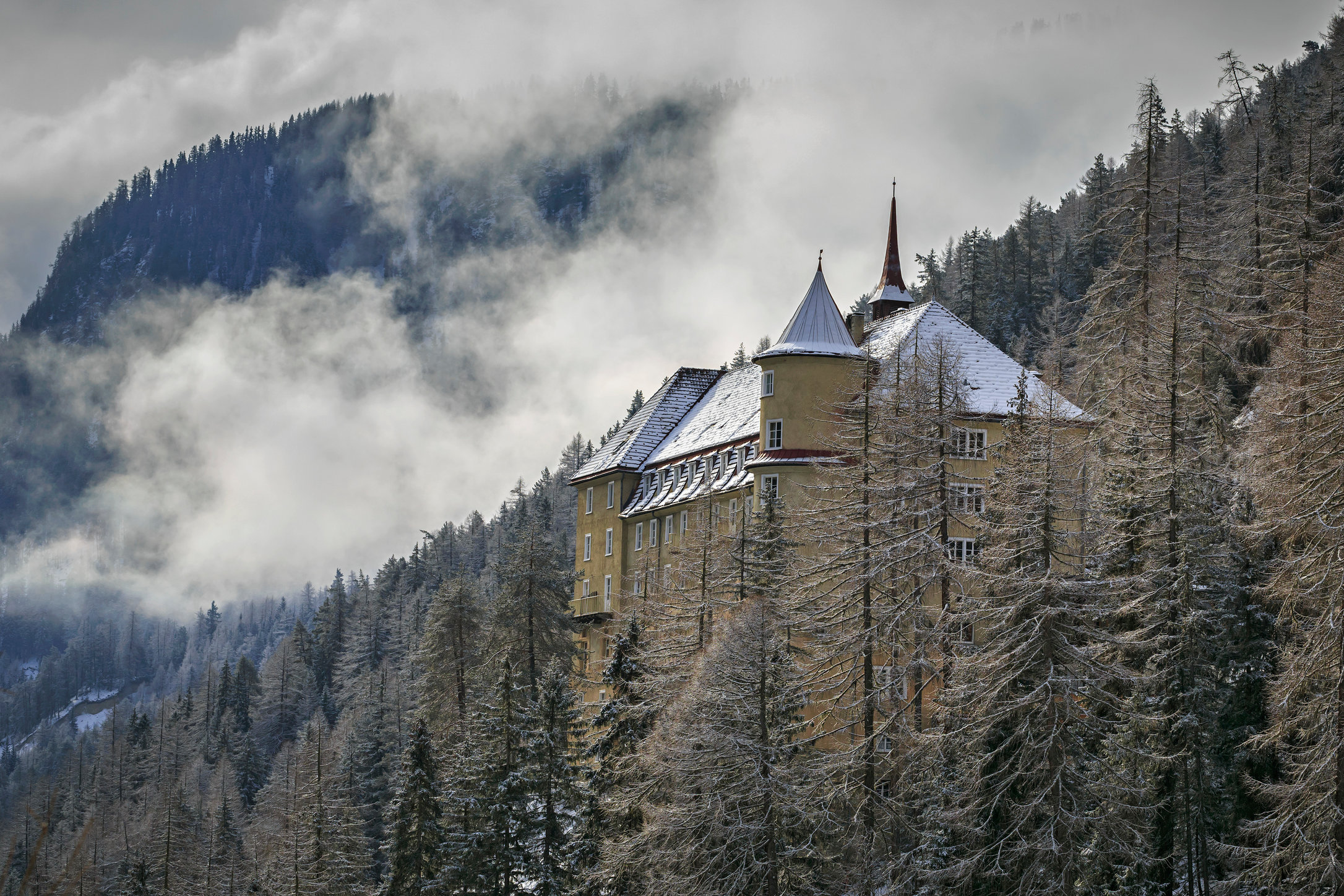Hotel Val Sinetra