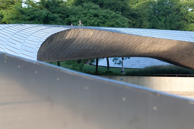 BP Pedestrian Bridge - Millennium Park