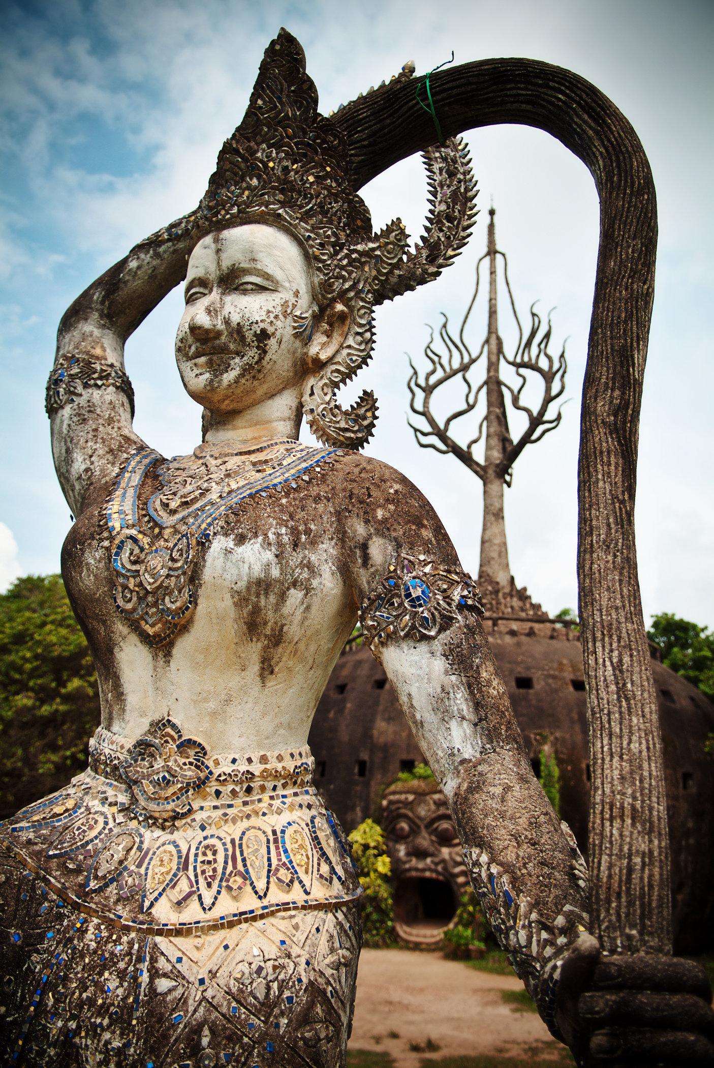 Buddha Park I