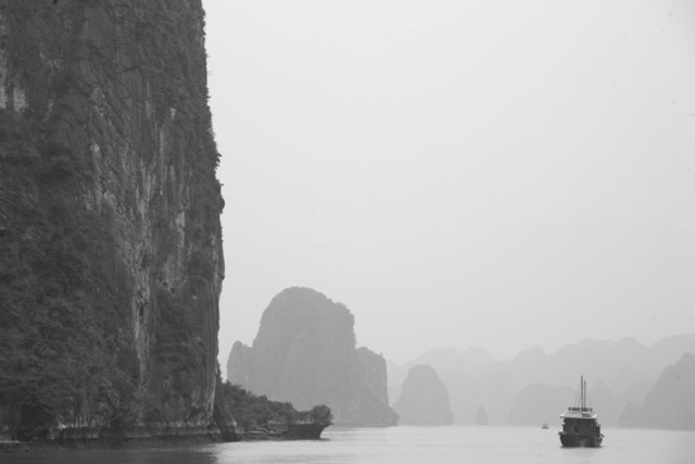 Ha Long Bay 2008