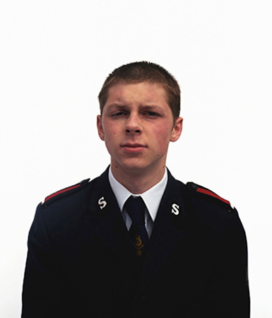 David Mercer-Senior Soldier