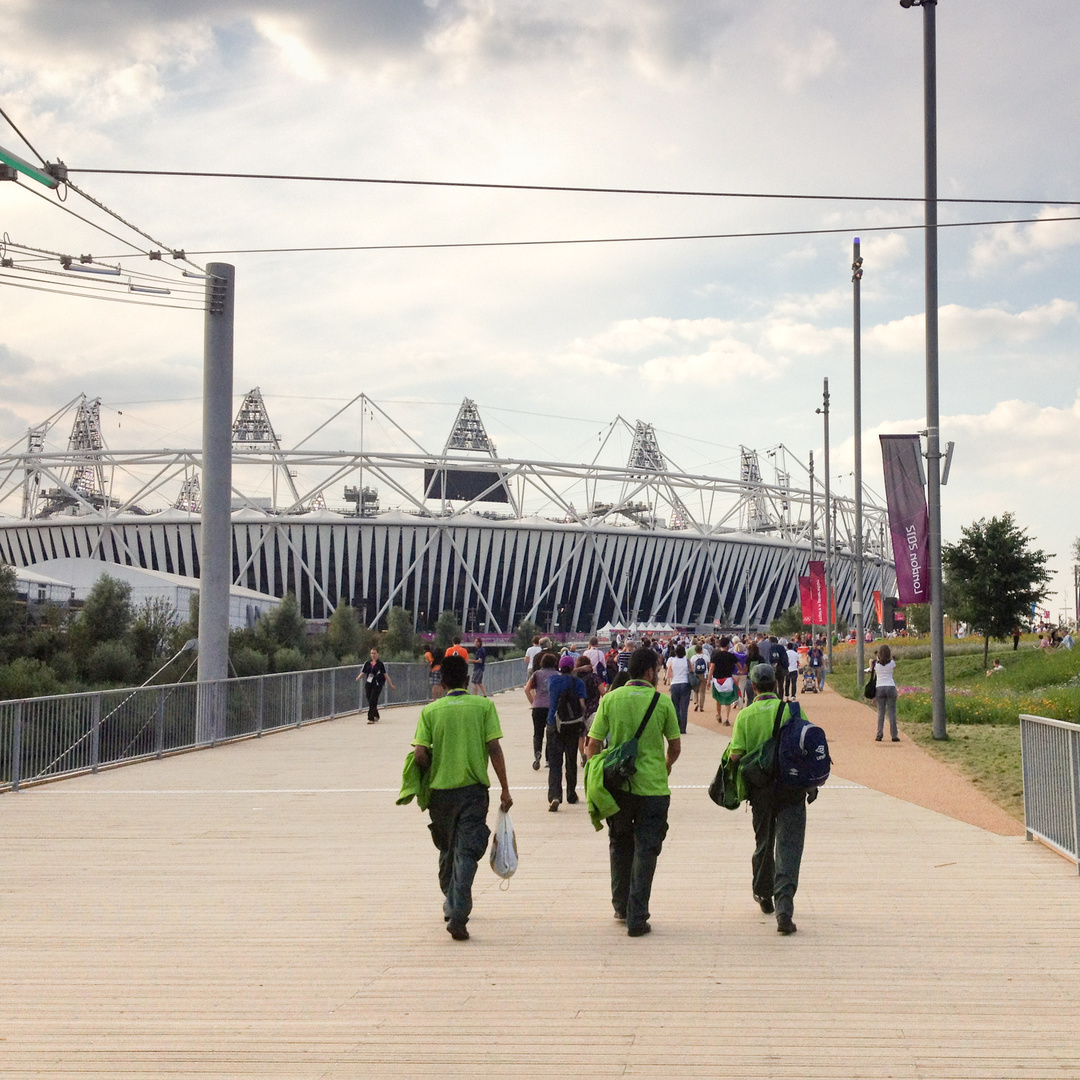 Olympic Park, 2012