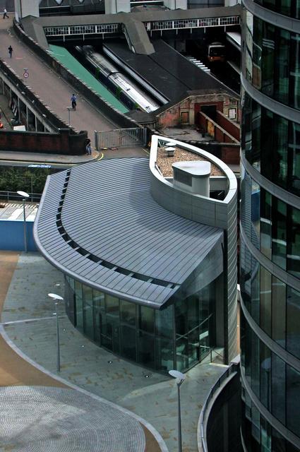 Paddington Central Management Facility - Exterior Perspective